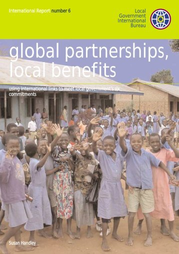 global partnerships, local benefits