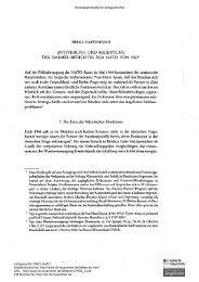 Entstehung und Bedeutung des Harmel ... - Institut für Zeitgeschichte