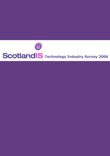 2006 Technology Survey Report - ScotlandIS