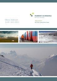Reisebeschreibung Elbrus als PDF - Hubert Schwarz