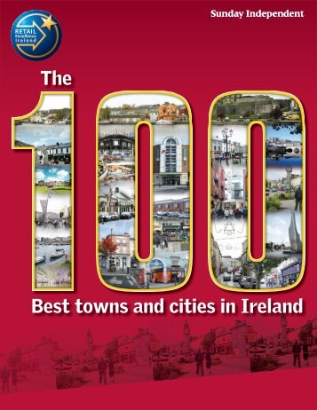 Best 100 Towns & Cities in Ireland - Sunday - Retail Excellence ...