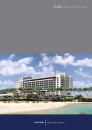 Case Study Hilton Hotel, Barbados - Rider Levett Bucknall