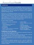 Folleto Asistencia Exequial Extendida - GENESIS Administradora de ... - Page 3