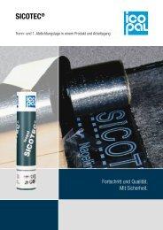 SICOTEC® - Icopal GmbH