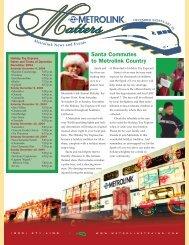 January - Metrolink