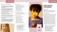 SADS Foundation Brochure