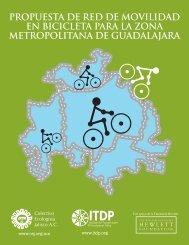 Red de Movilidad Ciclista - Colectivo Ecologista Jalisco