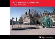 HISTORIScHe STadTzenTRen - Q-Park GmbH & Co. KG