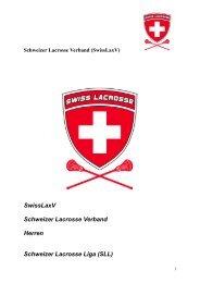 Ligaspielordnung - Swiss Lacrosse