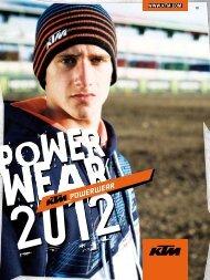 KTM Powerwear and Powerparts
