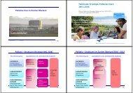 Palliativ – Strukturen im Zürcher Oberland 2010 - 2012