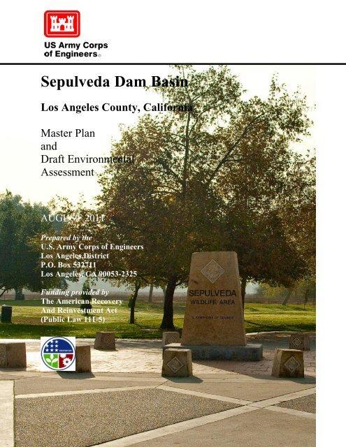 Sepulveda Dam Master Plan - SepulvedaBasinWildlife.org