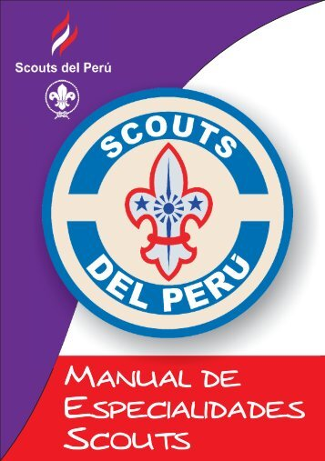 Manual de Especialidades - Scouts del Perú