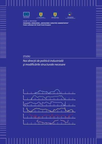 Studiu - Noi direcții de Politică Industrial - Facultatea de Management