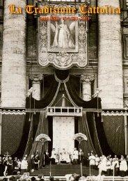 Calendario 2012 - Fraternità Sacerdotale di San Pio X