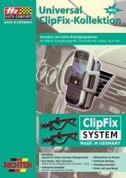 ClipFix ClipFix - HR - Autocomfort