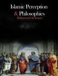 Islamic Perception and Philosophies