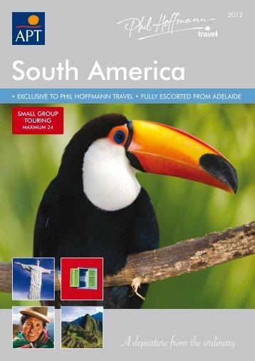 South America - Phil Hoffmann Travel
