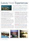 South America - Phil Hoffmann Travel - Page 6