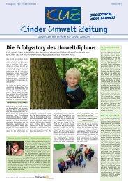 Kinder Umwelt Zeitung - Umweltportal Gelsenkirchen - Stadt ...