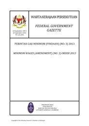 (No.3) 2013. - Kementerian Sumber Manusia
