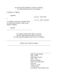 Initial Brief - Stopa Law Firm