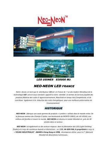NEO NEON LED FRANCE - NéoNéon Led France
