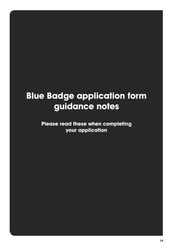 12670 Blue Badge Application guidance notes grey - Suffolk County ...