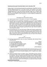 Hundesteuersatzung 2013 (PDF) - Gemeinde Uedem