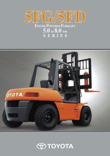 PDF - 633.2Kb - Toyota Material Handling