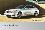 09 - E_Coupe:Tarifs - Sitesreseau.mercedes.fr - Mercedes-Benz ...