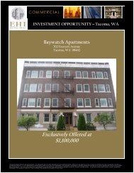 Baywatch Apartments