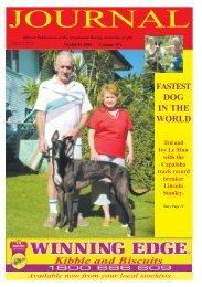 March'06 - Greyhounds Queensland