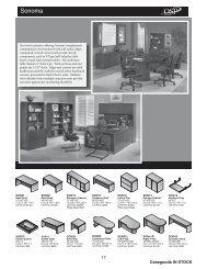 Sonoma - Stor Office Furniture
