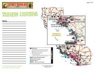 Southern California Good Beer Map - Brewing News