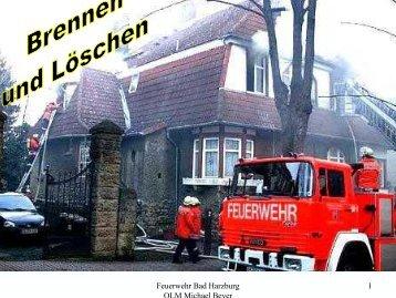 Feuerwehr Bad Harzburg OLM Michael Beyer 1 - Freiwillige ...