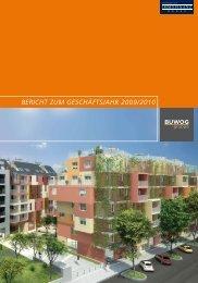 Bericht zum Geschäftsjahr 2009/2010 - Buwog