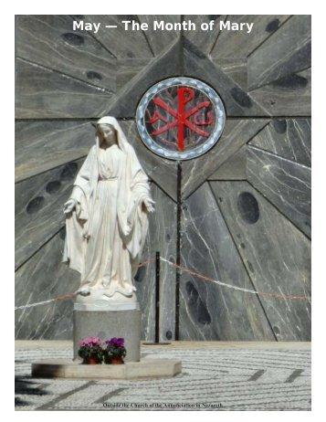 05-06-12 - St. Thomas More Church