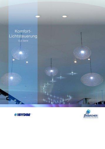Komfort- Lichtsteuerung - Seebacher GmbH