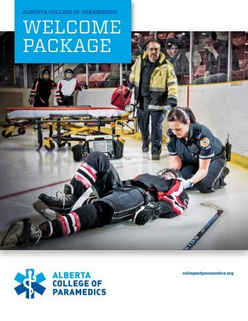 New Practitioner Welcome Package - Alberta College of Paramedics