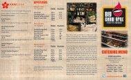 Desserts - Big Chow Grill