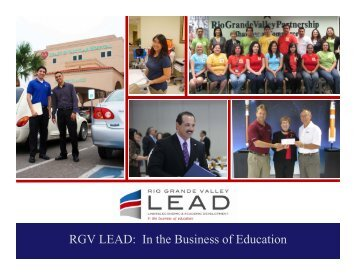 2012-2017 Strategic Plan - RGV LEAD