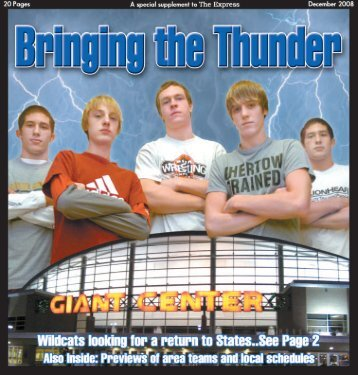 Winter Sports 2008 - The Express