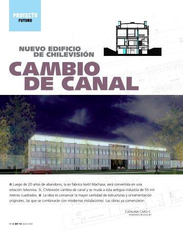 Cambio de Canal - Biblioteca