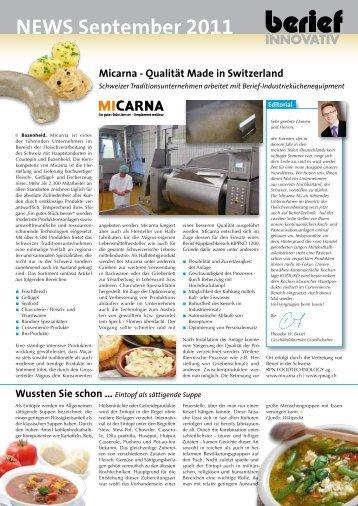 NEWS September 2011 - Berief Innovativ
