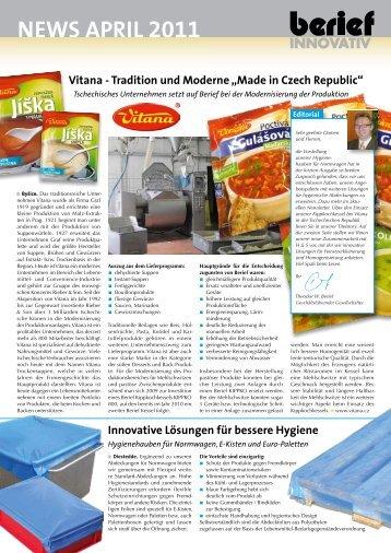 news april 2011 - Berief Innovativ