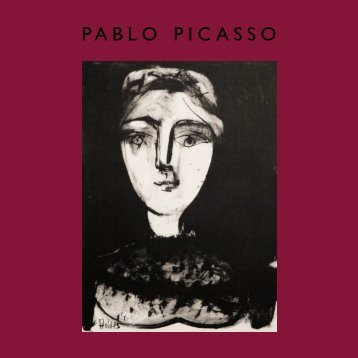 PABLO PICASSO - Annandale Galleries