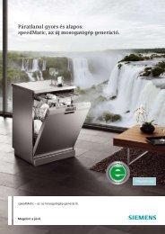speedMatic, az új mosogatógép generáció.