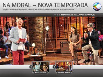 NA MORAL – NOVA TEMPORADA
