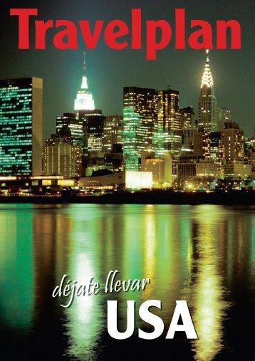 Guía USA 2009.indd - Travelplan - Mayorista de viajes
